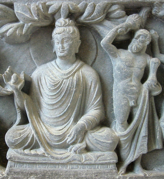 All You Need to Know about Greco-Buddhism