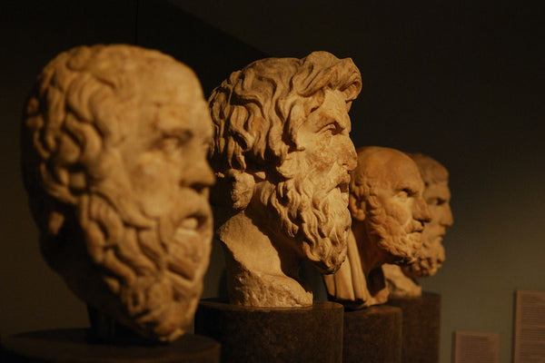 Precious Life Lessons By 9 Ancient Greek Philosophers