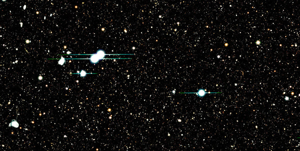 Rare Green Galaxies Provide Insight to Ancient Universe