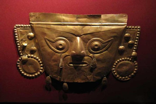 Treasure Explorers Discovered Ancient pre-Columbian funeral mask in Florida Worth $4 Billion