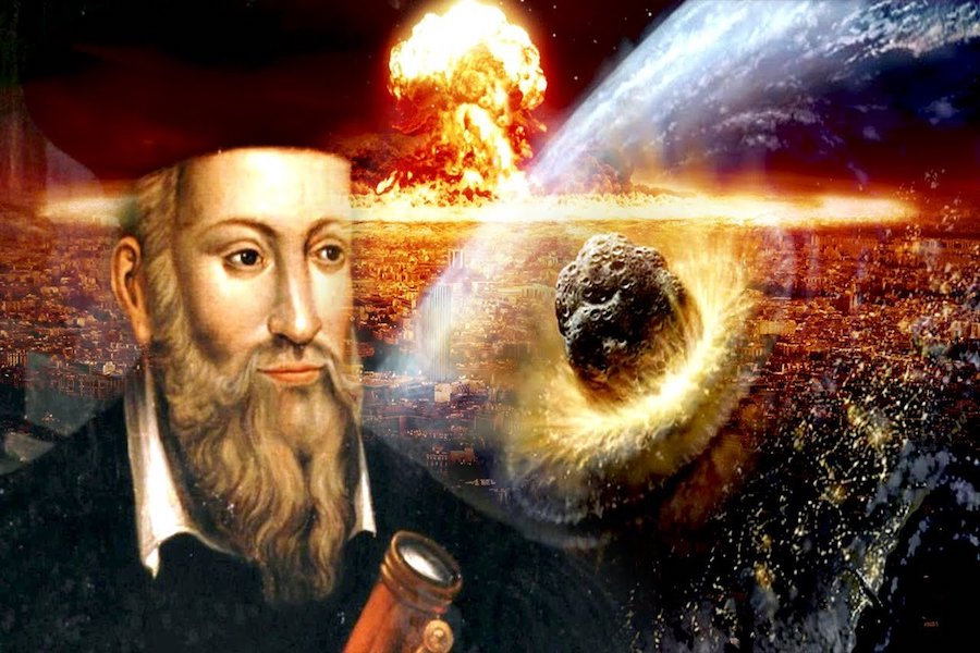 The 5 Prophecies of Nostradamus for 2019 that Look As Not Far From Coming True