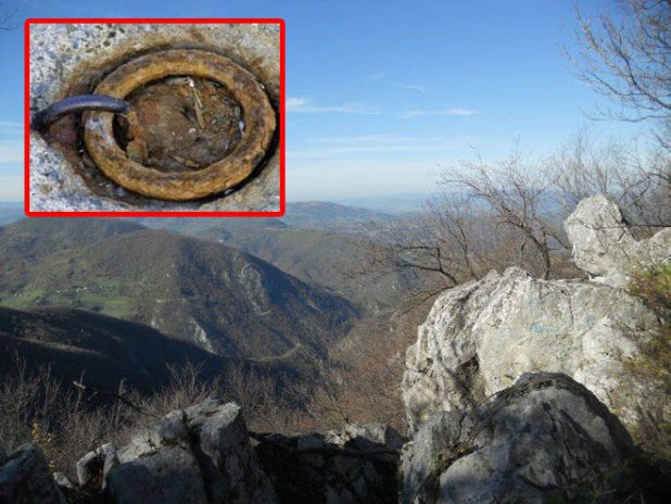 Ancient Giant Rings In The Bosnian Mountains!?