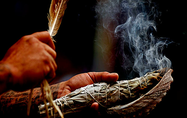 Use the Ancient Art of Sage Cleansing into Your Home and Get Rid of Negative Energies