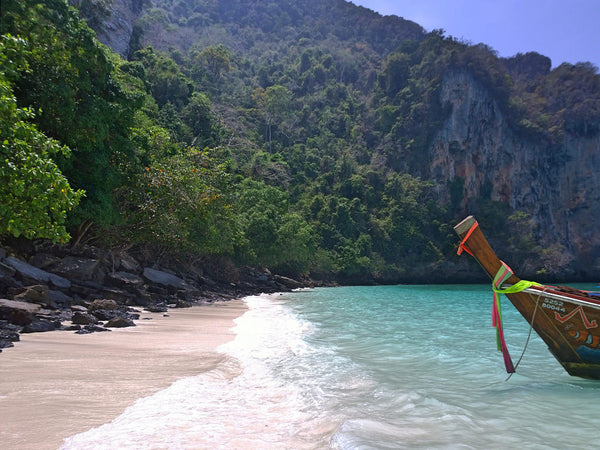 Nirvana on Earth: The Untouched Wonders of Koh Phi Phi