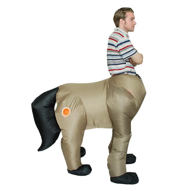 Funny inflatable costumes ancient explorers funny inflatable costumes centaur costume solutioingenieria Choice Image