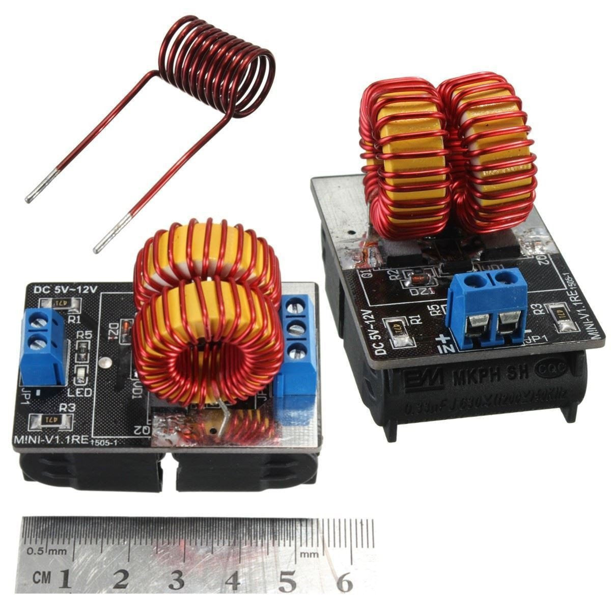 Induction Heating Tesla Coil Ancient Explorers Circuits Further Heater Schematic On Toys