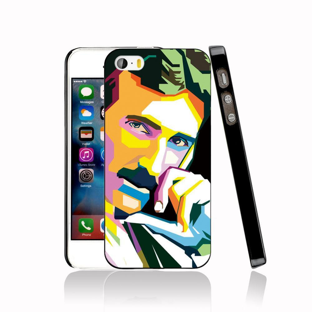 new product 04044 d33e7 Nikola Tesla Pop Art Phone Case
