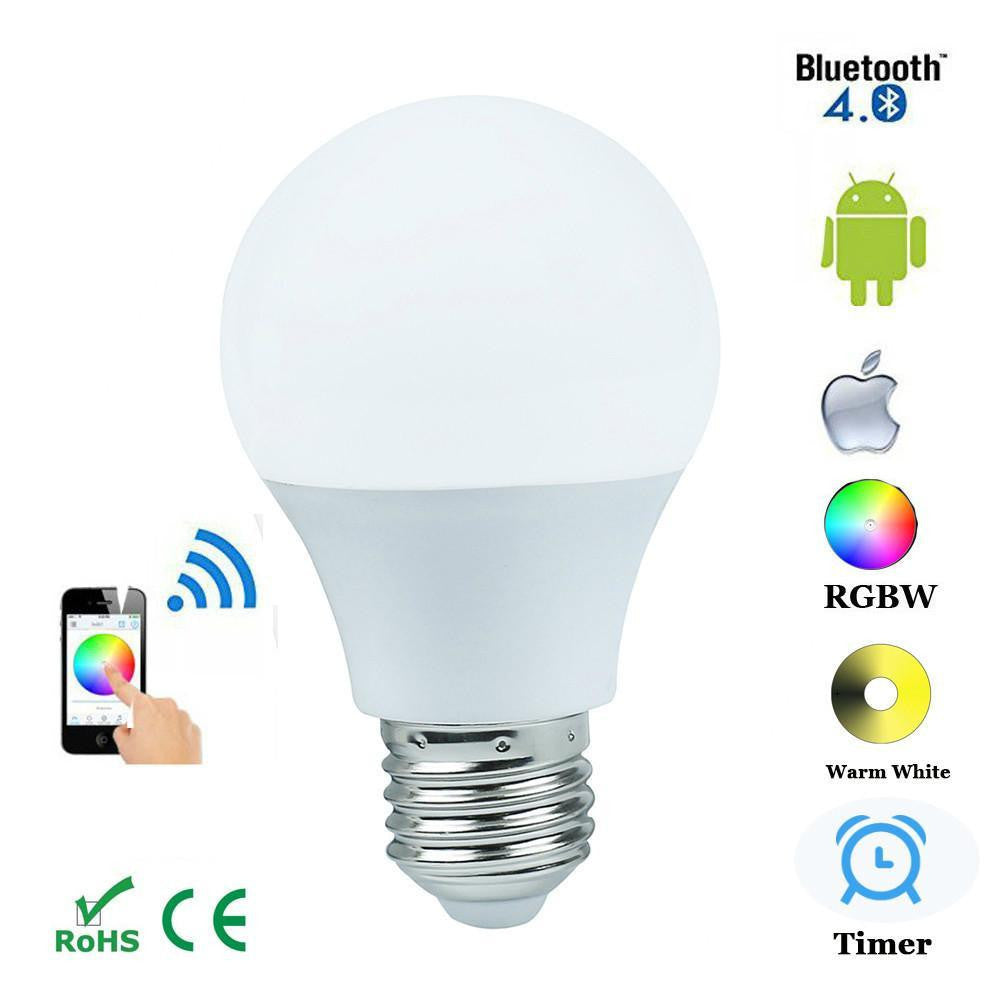 Smartbulb Magical Color Changing Light Ancient Explorers Wiring A Bulb Led
