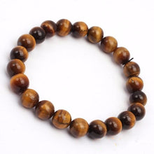 Load image into Gallery viewer, Tigers Eye Bracelet - Blue Frog Treasures