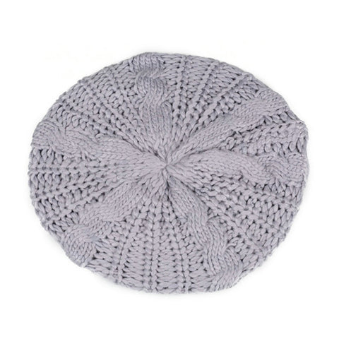 Knit Berets - The Mimi Boutique