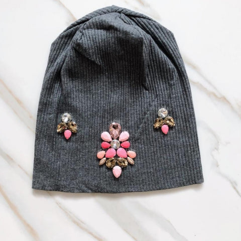 Quinn Cotton Beanie by Valeri - The Mimi Boutique