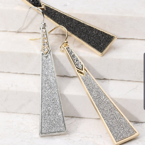 Glitter Earring Collection - The Mimi Boutique