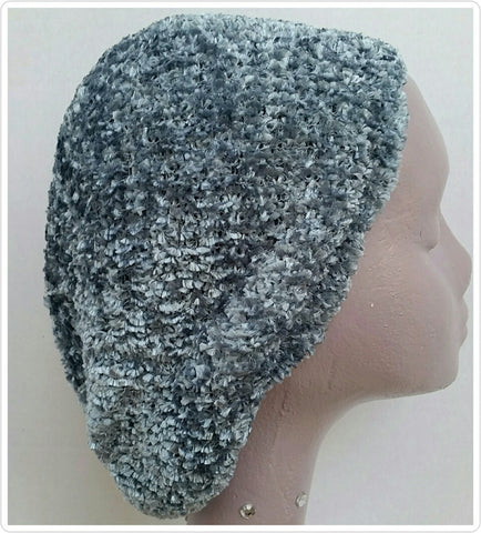 Chenille Snood-Solid - The Mimi Boutique