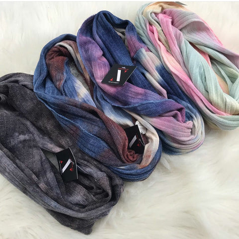 Infinity Scarves - The Mimi Boutique