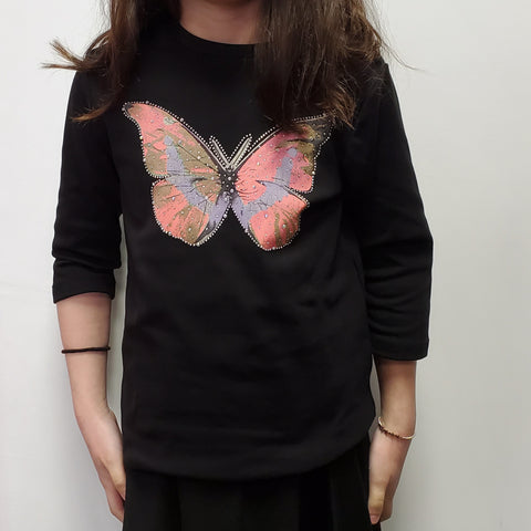 Butterfly T-shirt - The Mimi Boutique