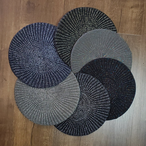 Lurex Knit Berets - The Mimi Boutique