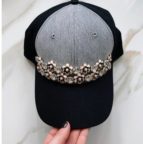 Leilani Baseball Cap - The Mimi Boutique