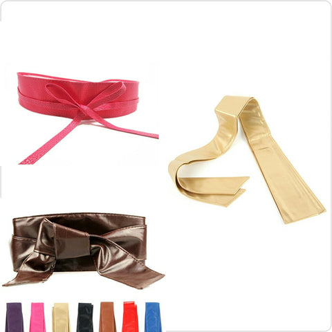 Wrap Belts - The Mimi Boutique