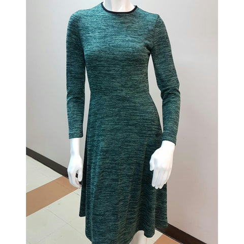 Anita Dress: Green - The Mimi Boutique