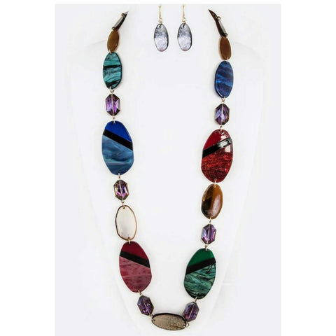 Shimmer Necklace (3 Colors)