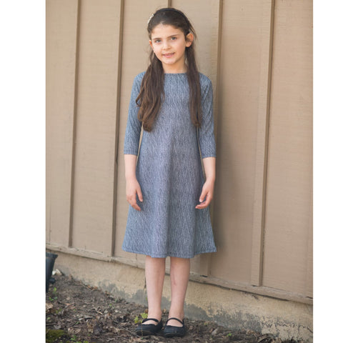 Waverly Dress: Teen