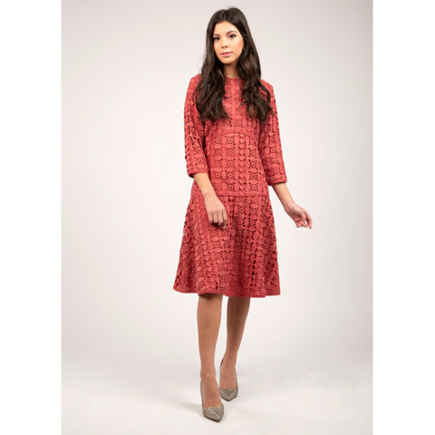 Malka Lace Dress - The Mimi Boutique