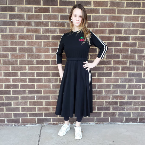 The Cherry Dress: Teen - The Mimi Boutique
