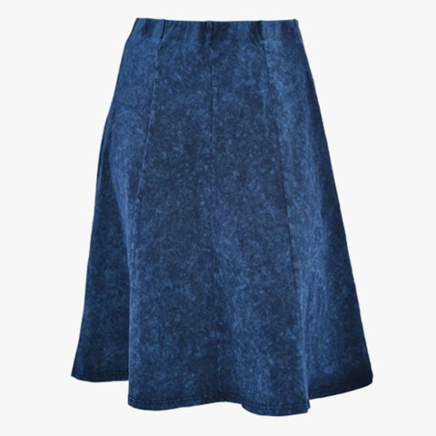 Mineral Wash Aline Skirts By drama - The Mimi Boutique