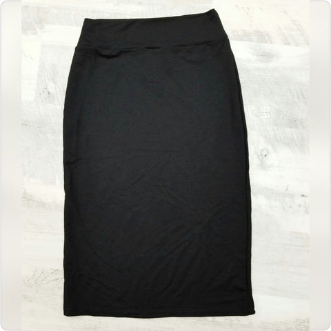 Stretchy Soft Pencil Skirt (More Colors) - The Mimi Boutique
