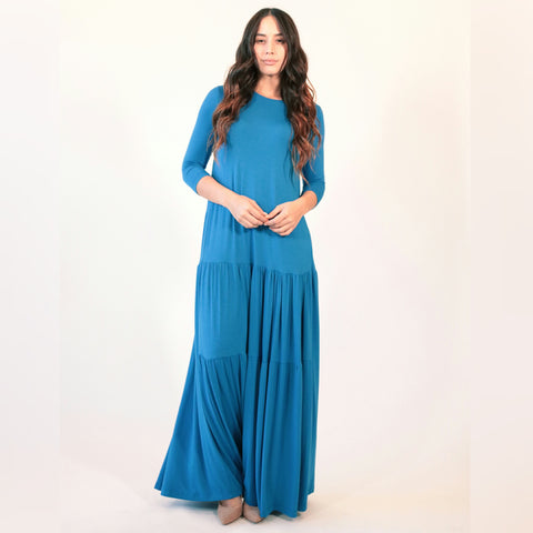 Anna Maxi Dress - The Mimi Boutique