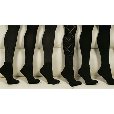 Shaper Tights-Ankle Sock Style - The Mimi Boutique