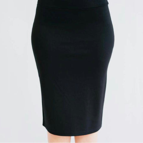 Pencil Skirt by KMW (More Colors) - The Mimi Boutique
