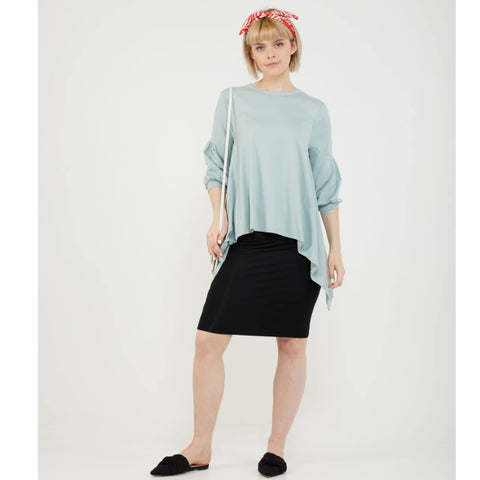 Belle T-Shirt: Mint