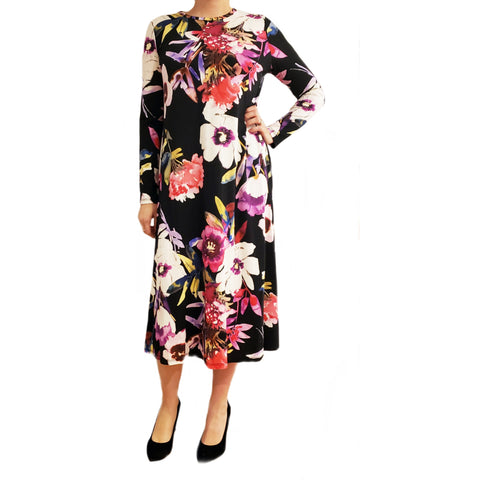 Raquel Floral Dress