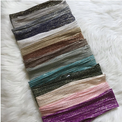 Everything Luxe Headband-Flat