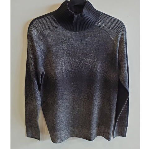 Mock Neck Sweater by Yal