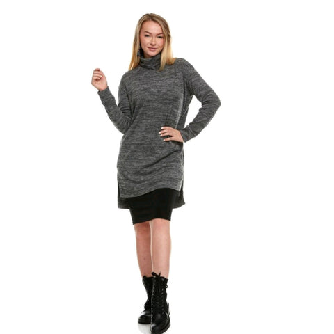 Everly Tunic Jumper Dress