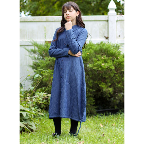 Dina Denim Bubble Dress: Teen