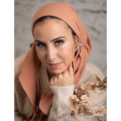Fall Angel Headscarf by Valeri: 2 Colors