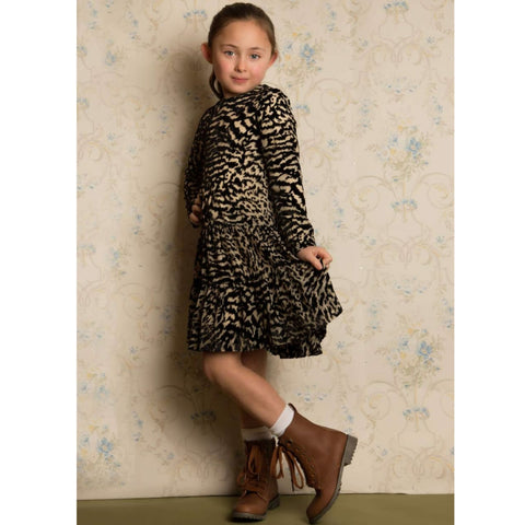 Tiered Nala Dress (Teen)