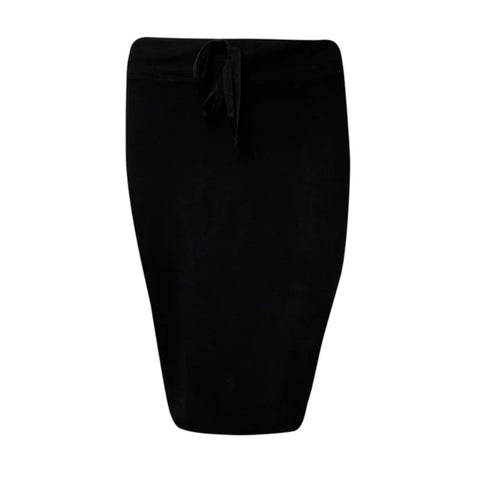 Fall Supreme Skirt: Black
