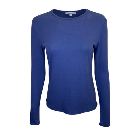 Renee Top: Cobalt Blue