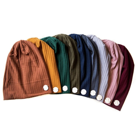 The Ribbed Sweatshirt Beanie
