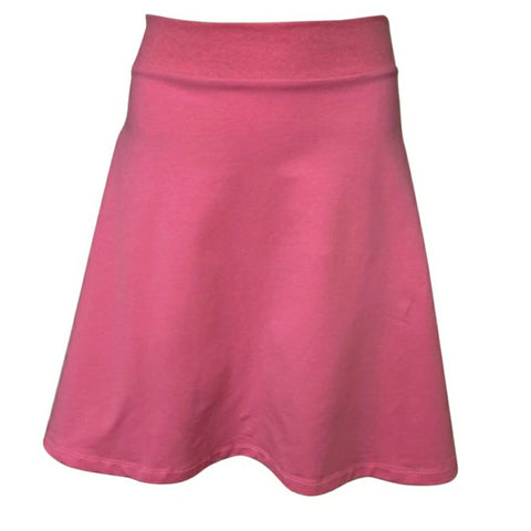 Supreme Swing Skirt: Rose Pink