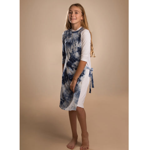 Tye Dye Wrap Dress by Paisley (Teen)