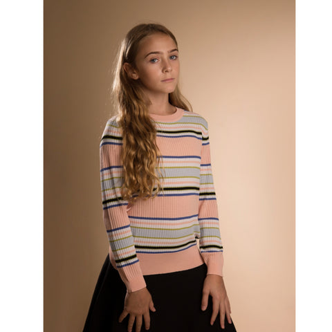 Striped Knit Top by Paisley (Teen)