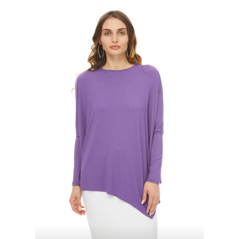 Eden Top: Purple