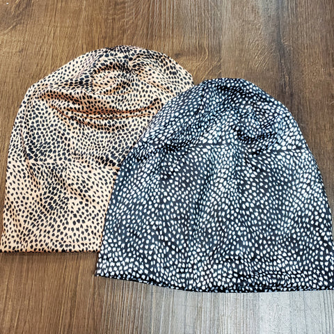 Paw Print Beanies by Dacee
