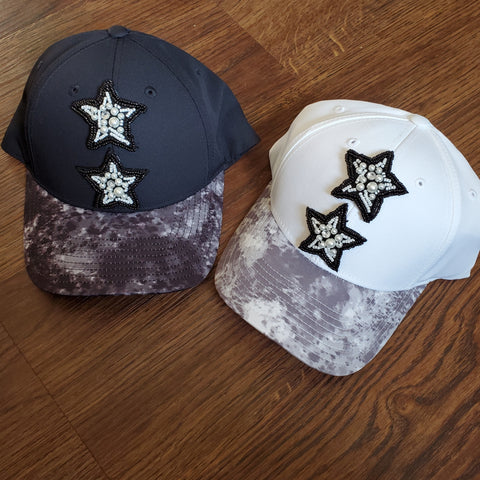 Double Star Galaxy Cap by Valeri
