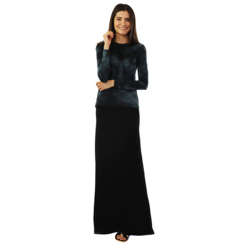 Sweeping Maxi Flare Skirt Ava Lea